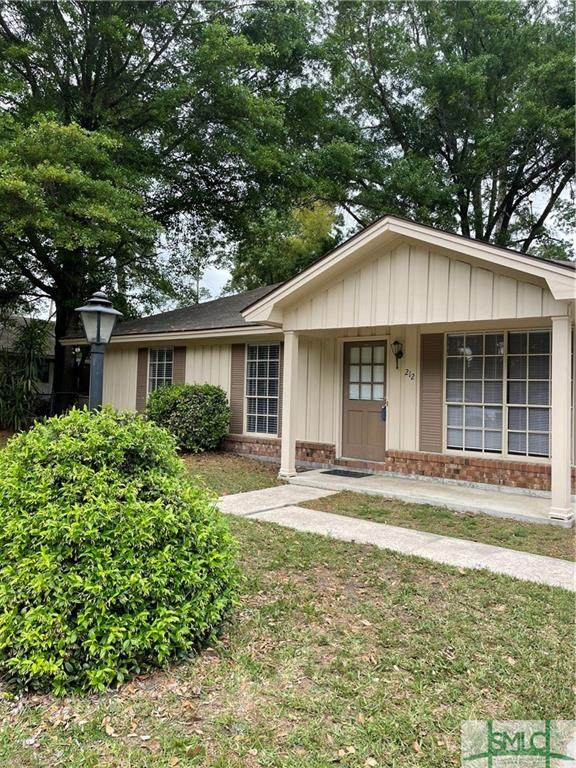 212 Port Royal Drive, Savannah, GA 31410 (MLS #245796) :: The Arlow Real Estate Group