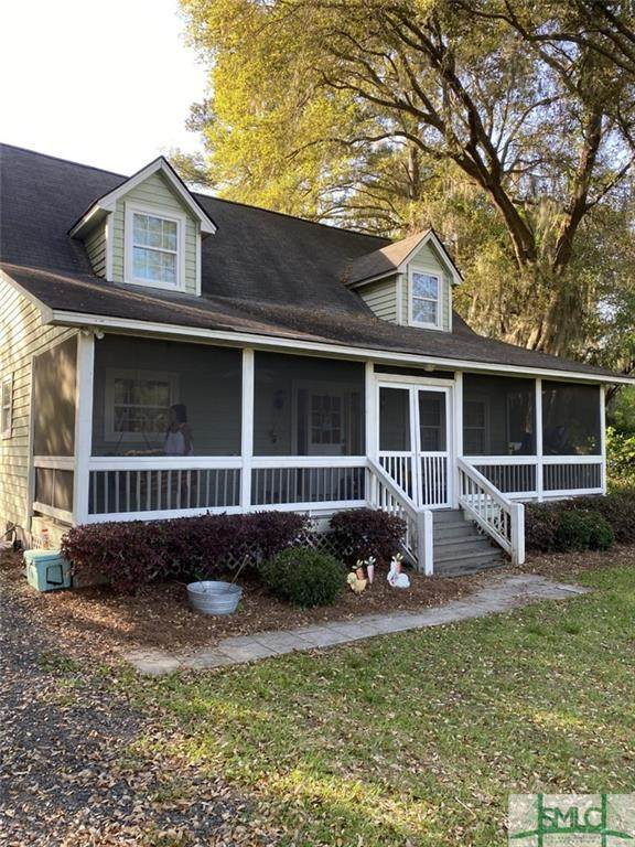 63 Oyster House Drive, Richmond Hill, GA 31324 (MLS #245868) :: Keller Williams Coastal Area Partners