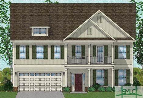 42 Gracyn Lane, Ludowici, GA 31316 (MLS #246010) :: Coldwell Banker Access Realty