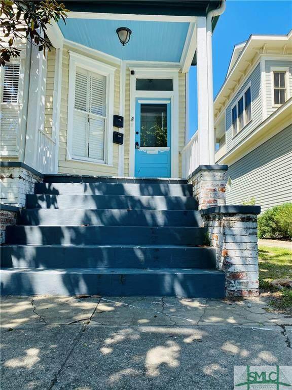 402 E Park Avenue, Savannah, GA 31401 (MLS #246073) :: Heather Murphy Real Estate Group