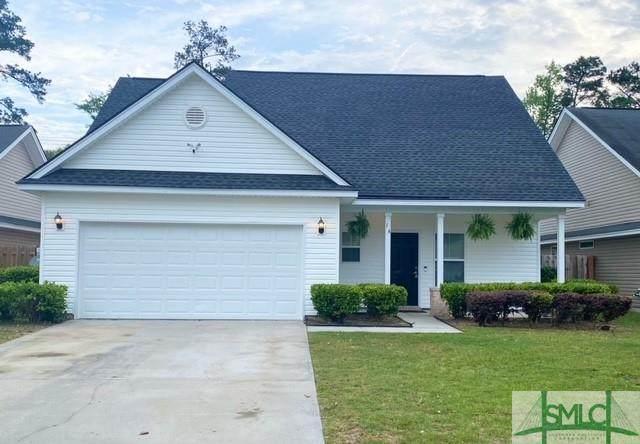 14 Fox Glen Court, Port Wentworth, GA 31407 (MLS #246213) :: Savannah Real Estate Experts