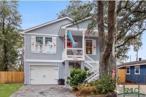 1005 Laurel Avenue, Tybee Island, GA 31328 (MLS #246365) :: The Arlow Real Estate Group