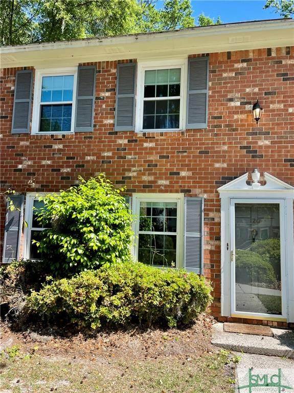 455 Mall Boulevard #120, Savannah, GA 31406 (MLS #246376) :: The Arlow Real Estate Group