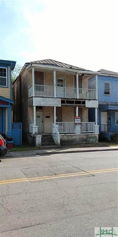 1139 E Gwinnett Street, Savannah, GA 31404 (MLS #246470) :: Liza DiMarco
