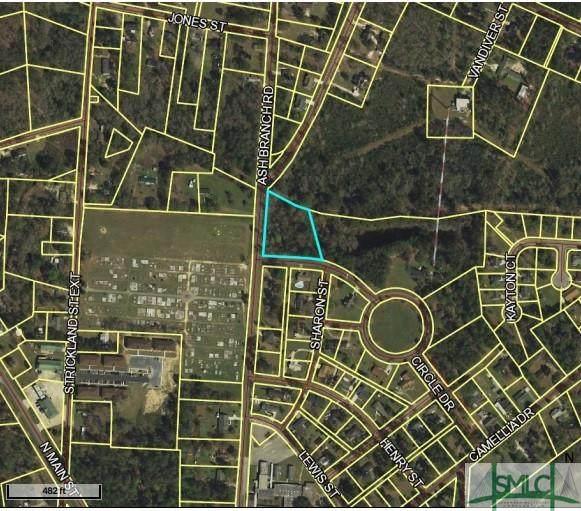 0 Circle Drive, Pembroke, GA 31321 (MLS #246720) :: Luxe Real Estate Services
