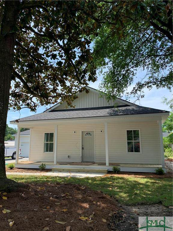 2123 E 38th Street, Savannah, GA 31404 (MLS #246726) :: Heather Murphy Real Estate Group