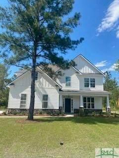 102 Timber Trail Circle, Guyton, GA 31312 (MLS #248014) :: Liza DiMarco