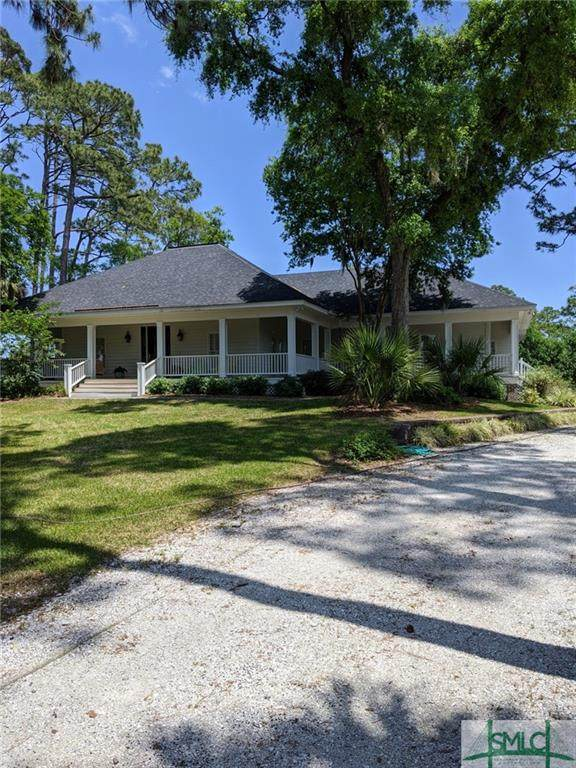 16 Horse Pen Point Drive, Tybee Island, GA 31328 (MLS #248025) :: McIntosh Realty Team