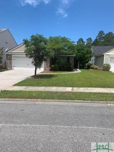 106 Spring Lakes Drive, Savannah, GA 31407 (MLS #248065) :: Team Kristin Brown | Keller Williams Coastal Area Partners