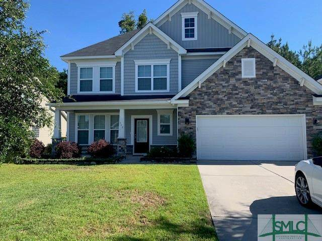308 Casey Drive, Pooler, GA 31322 (MLS #248068) :: The Hilliard Group