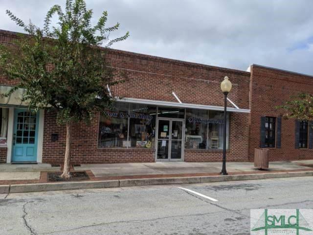 127 S Main Street, Hinesville, GA 31313 (MLS #248119) :: The Arlow Real Estate Group