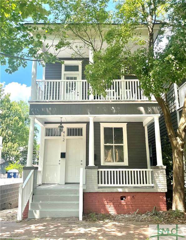 412 E Duffy Street, Savannah, GA 31401 (MLS #248157) :: Bocook Realty