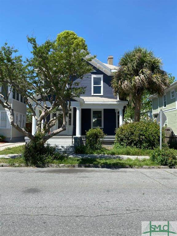 520 E 40th Street, Savannah, GA 31401 (MLS #248160) :: McIntosh Realty Team