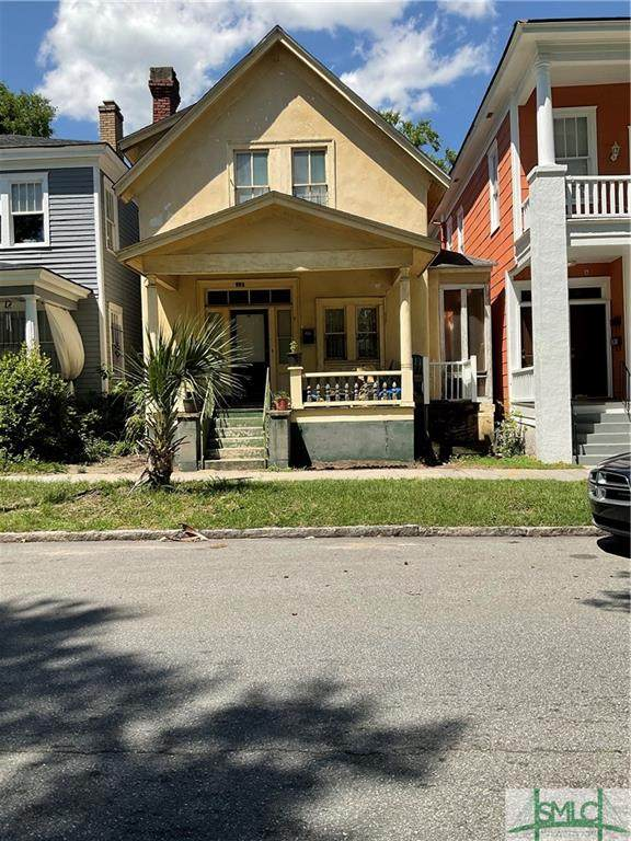 534 E Park Avenue, Savannah, GA 31401 (MLS #248240) :: The Arlow Real Estate Group