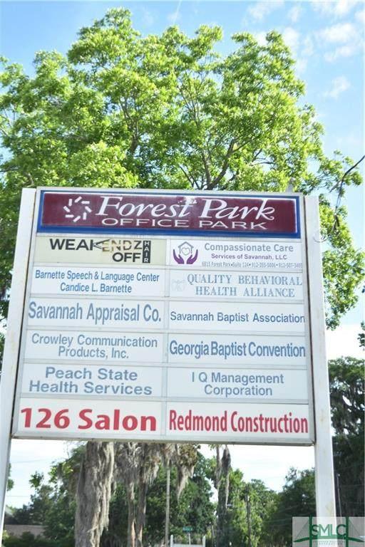 6815 Forest Park Drive #223, Savannah, GA 31406 (MLS #248260) :: Coastal Savannah Homes