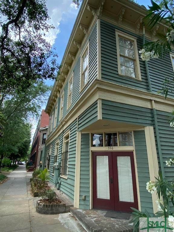 556 E Liberty Street, Savannah, GA 31401 (MLS #248299) :: Keller Williams Coastal Area Partners