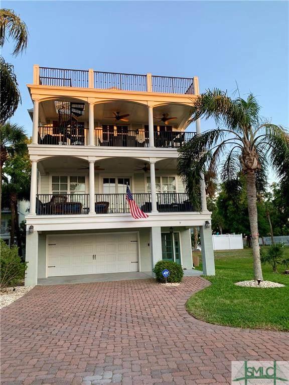 7 Sanctuary Place, Tybee Island, GA 31328 (MLS #248348) :: Keller Williams Coastal Area Partners