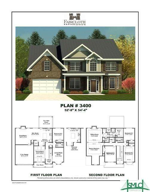 30 Oakmont Circle, Guyton, GA 31312 (MLS #248505) :: McIntosh Realty Team