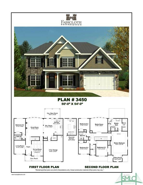 32 Oakmont Drive, Guyton, GA 31312 (MLS #248513) :: Coastal Savannah Homes