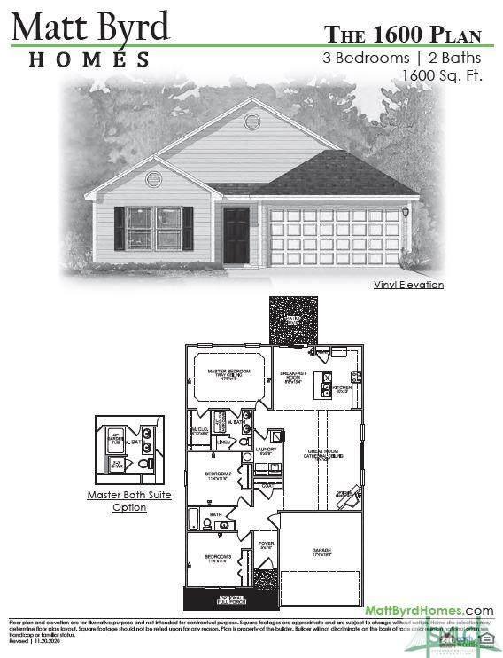 109 Cook Street, Springfield, GA 31329 (MLS #248985) :: Liza DiMarco
