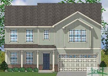 87 NE Enclave Way NE, Ludowici, GA 31316 (MLS #249021) :: Keller Williams Realty-CAP