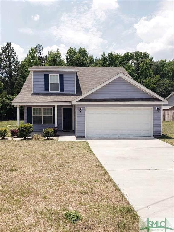 15 Bonnie Circle, Ellabell, GA 31308 (MLS #249072) :: Keller Williams Realty-CAP
