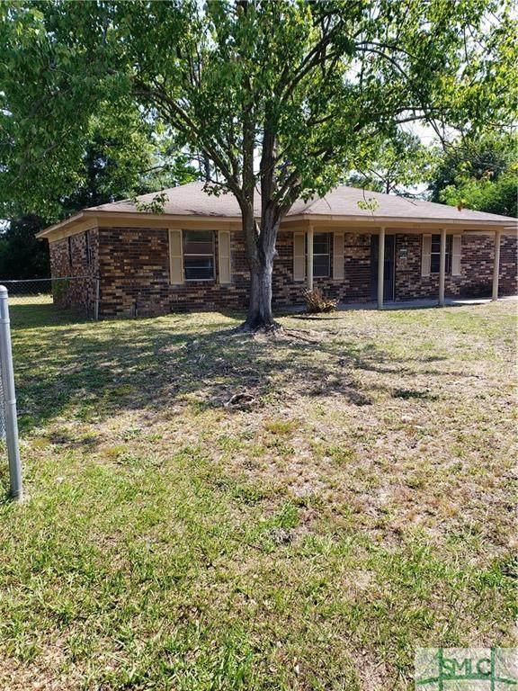136 Deerwood Court, Hinesville, GA 31313 (MLS #250374) :: Keller Williams Coastal Area Partners