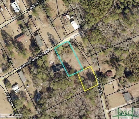 512 Samuel Smalls Sr & 0 Hunter Street, Guyton, GA 31312 (MLS #250400) :: The Hilliard Group