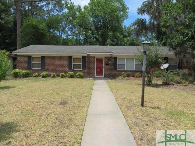 2246 Armstrong Drive, Savannah, GA 31404 (MLS #250401) :: Coldwell Banker Access Realty