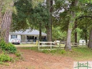 176 4th Street, Clyo, GA 31303 (MLS #250463) :: Heather Murphy Real Estate Group