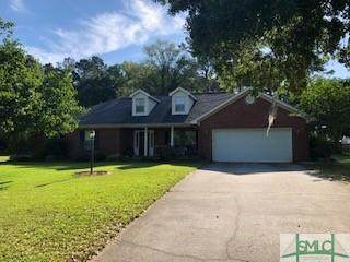 414 Cardinal Street, Pooler, GA 31322 (MLS #250527) :: Luxe Real Estate Services