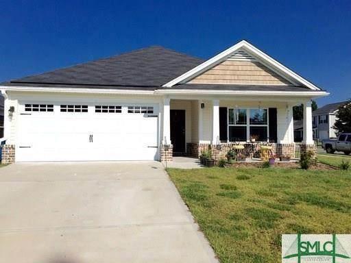 2 Sunnydale Lane, Port Wentworth, GA 31407 (MLS #250696) :: Keller Williams Realty-CAP