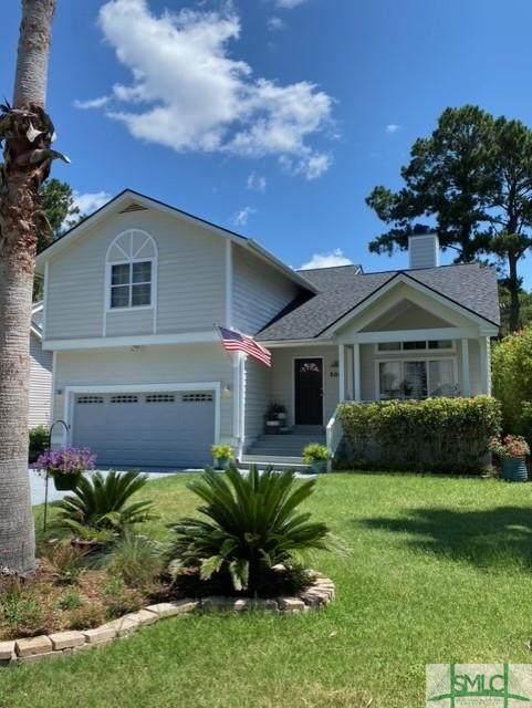 508 Pointe North Drive, Savannah, GA 31410 (MLS #251015) :: Teresa Cowart Team