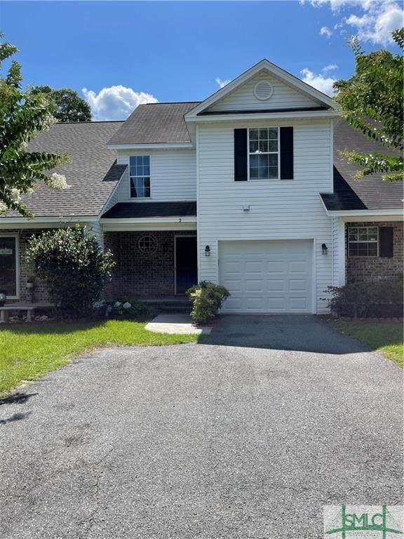11903 Apache Avenue #2, Savannah, GA 31419 (MLS #251058) :: Teresa Cowart Team