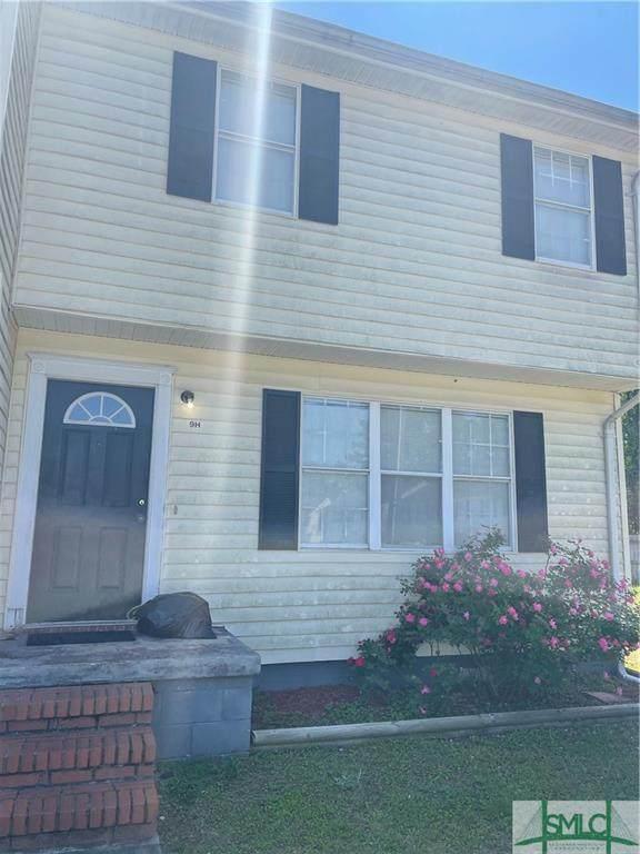 1100 Pineland Avenue 9H, Hinesville, GA 31313 (MLS #251062) :: McIntosh Realty Team