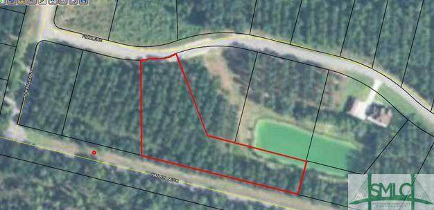 1.98AC Fiddlers Cove, Townsend, GA 31331 (MLS #251169) :: Heather Murphy Real Estate Group