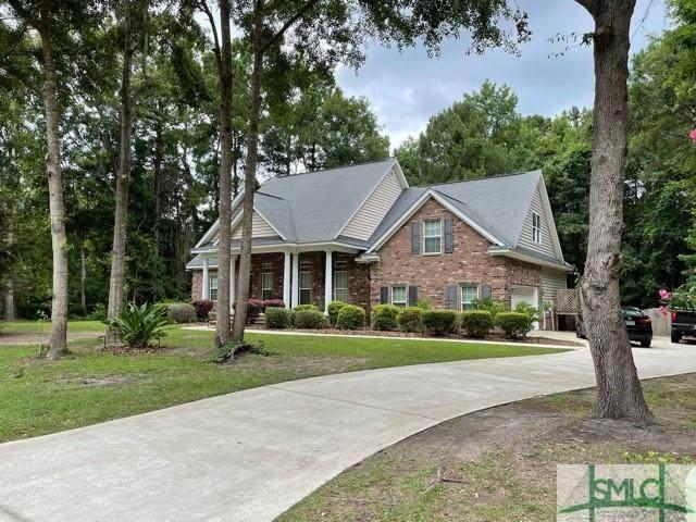 19 Mcgregor Circle, Richmond Hill, GA 31324 (MLS #251200) :: The Arlow Real Estate Group