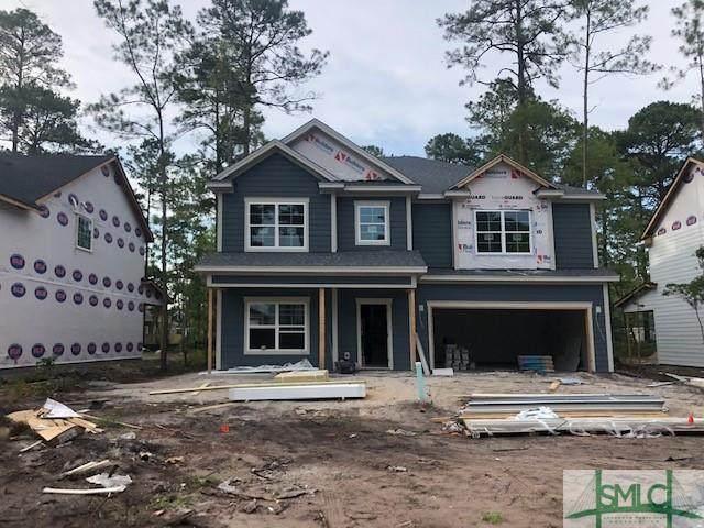 227 Calhoun Lane, Richmond Hill, GA 31324 (MLS #251227) :: eXp Realty