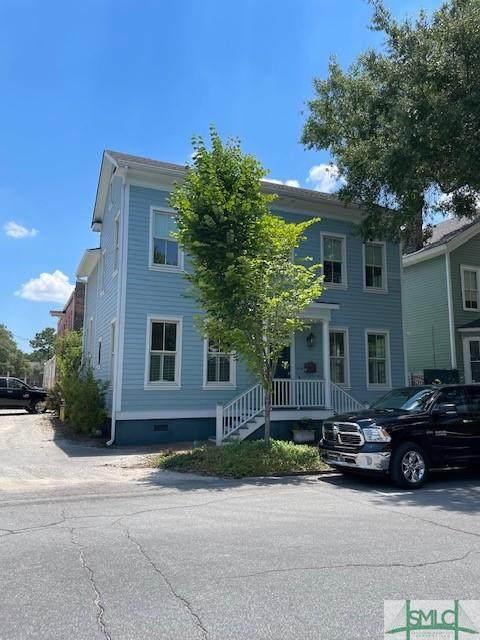212 Houston Street, Savannah, GA 31401 (MLS #251253) :: Keller Williams Coastal Area Partners