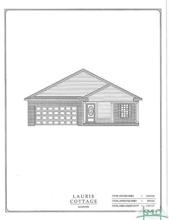29 Douglas Road, Walthourville, GA 31301 (MLS #251287) :: Bocook Realty