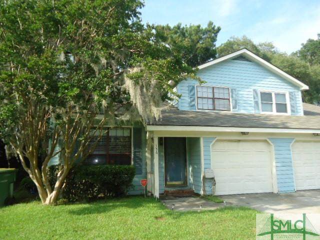 136 Windmill Lane, Savannah, GA 31419 (MLS #251327) :: Luxe Real Estate Services