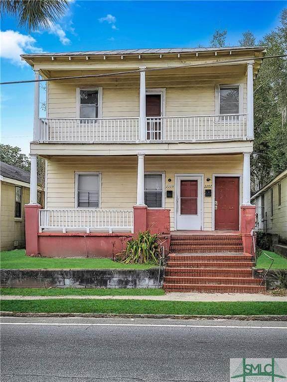 2207 Ogeechee Road, Savannah, GA 31415 (MLS #251340) :: Bocook Realty