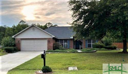 102 Penny Lane, Guyton, GA 31312 (MLS #251452) :: The Arlow Real Estate Group