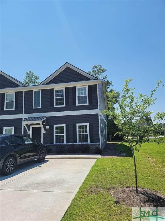 16 Parkview Lane, Richmond Hill, GA 31324 (MLS #251519) :: Bocook Realty