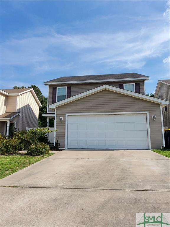 62 Ristona Drive, Savannah, GA 31419 (MLS #251538) :: The Hilliard Group