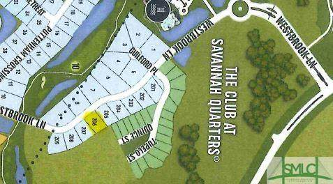 236 Westbrook Lane, Pooler, GA 31322 (MLS #251559) :: The Hilliard Group