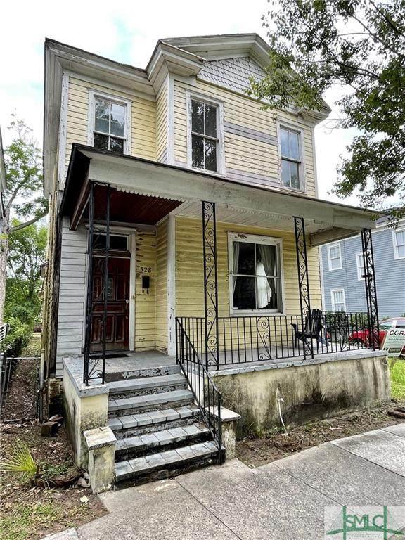 528 E Park Avenue, Savannah, GA 31401 (MLS #252686) :: The Hilliard Group