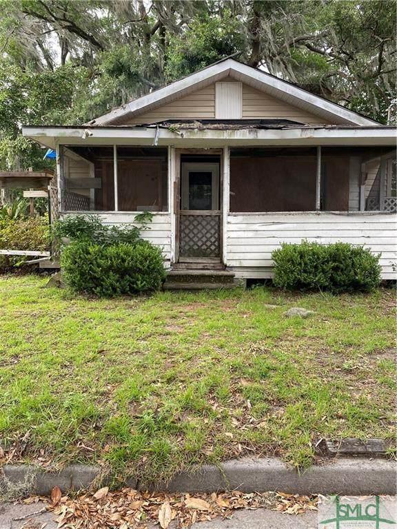 2416 Bon Air Drive, Savannah, GA 31406 (MLS #252746) :: Keller Williams Realty Coastal Area Partners