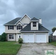 127 Marsh Edge Lane, Savannah, GA 31419 (MLS #253129) :: eXp Realty