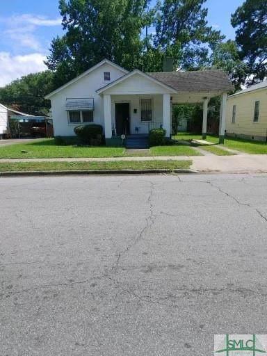 119 W 52nd Street, Savannah, GA 31405 (MLS #253245) :: The Allen Real Estate Group